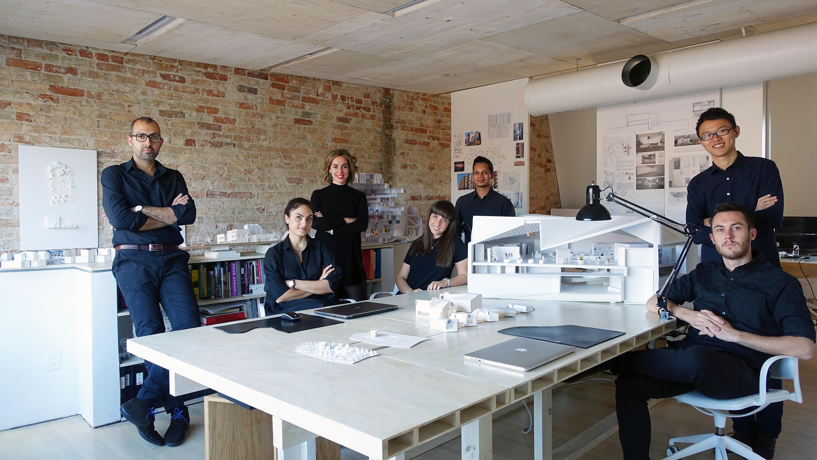 Heps profile for The design studio